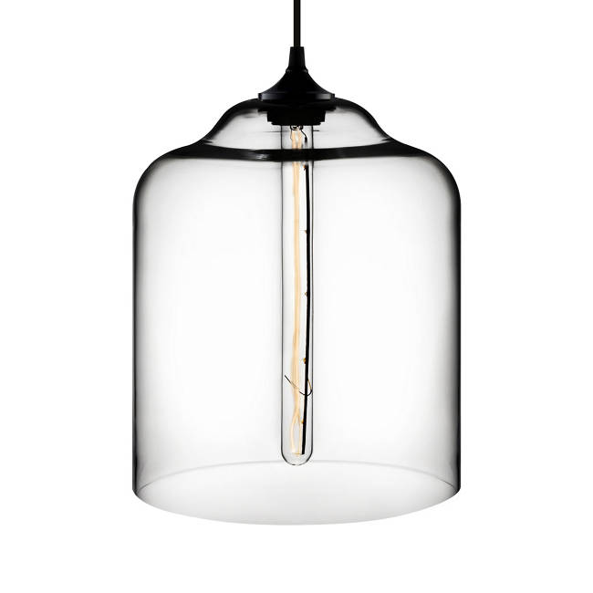 Bell-Jar Modern Pendant Light