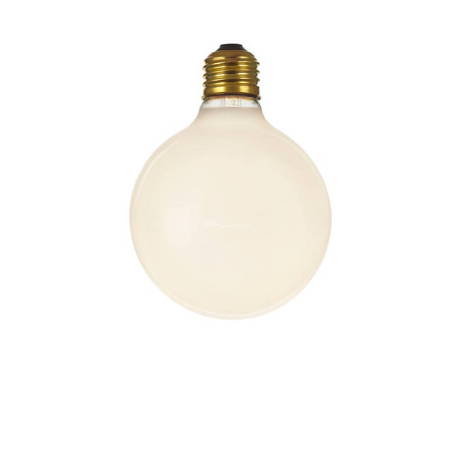 Incandescent Large Globe Frosted Bulb