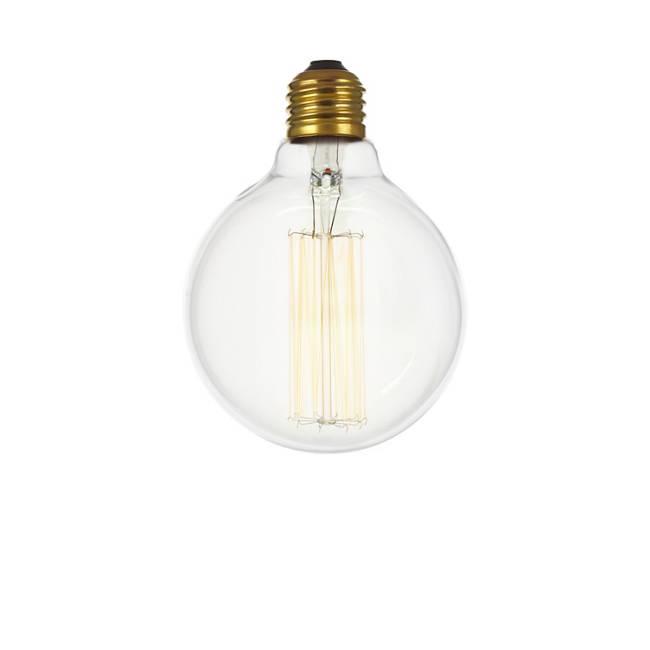 Incandescent Vintage Globe Bulb