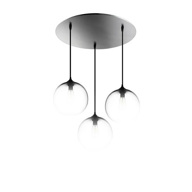 Circular-3 Modern Chandelier