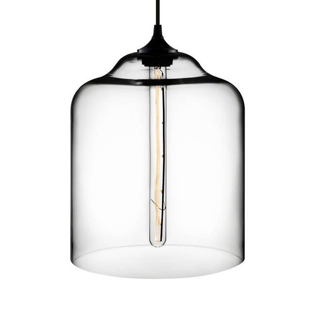 Bell-Jar Modern Pendant Light